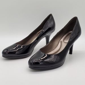 Kelly and Katie Black Pumps
